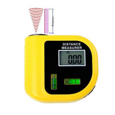 Handheld Laser Rangefinders Ultrasonic Distance Measurer Meter Range Finder FE
