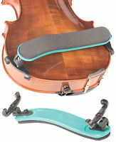 Viva La Musica Green 3/4-4/4 Violin Shoulder Rest -