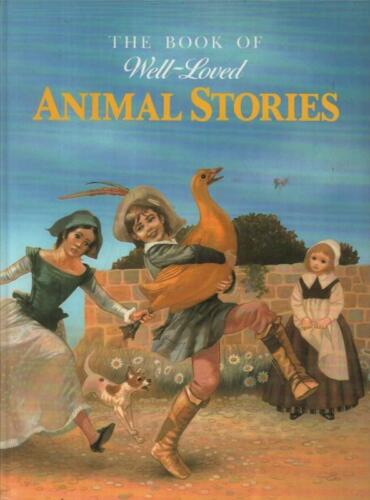 1 of 1 - The Book Of Well-Loved Animal Stories(Book)Leonard J. Matthews -Trea-Good