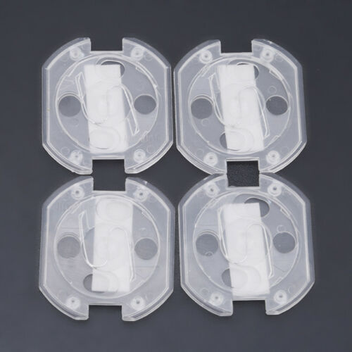 10pcs Baby Safety Rotate Cover 2 Hole Round European Standard Children S