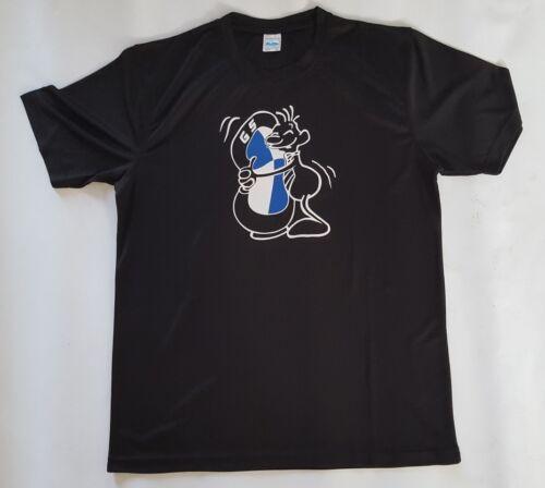 """BMW R 1200 GS T-shirt Cool Max tesoro /""""GS/"""""""