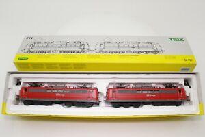 TRIX-32319-H0-Diesellok-Set-Doppeltraktion-BR-151-DC-in-der-OVP