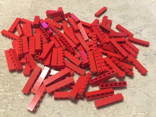 LEGO 1x3 1x6 1x8 1x12-20 Coloured Bricks Per Order Excellent Condition