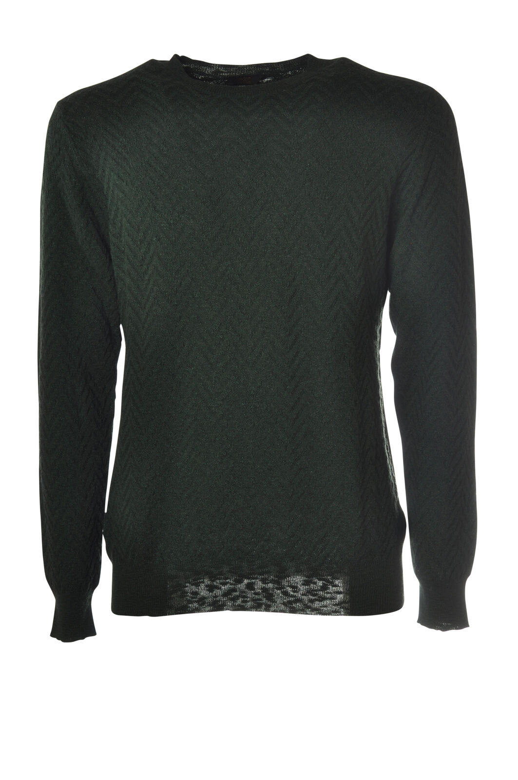 Hosio - Maglieria-Pullover - Uomo - verde - 5581029N184135