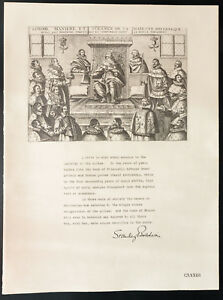 1926-Litografia-citazione-Stanley-Baldwin-WW1