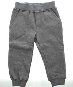 Hurley Infant Toddler Boy/'s 24M Blue Logo Sweatpants Bottoms Pants Core Joggers