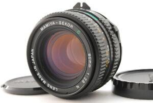 Eccellente-5-MAMIYA-Sekor-C-80mm-f2-8-N-Lente-per-M645-1000S-TL-dal-GIAPPONE-Super-g98