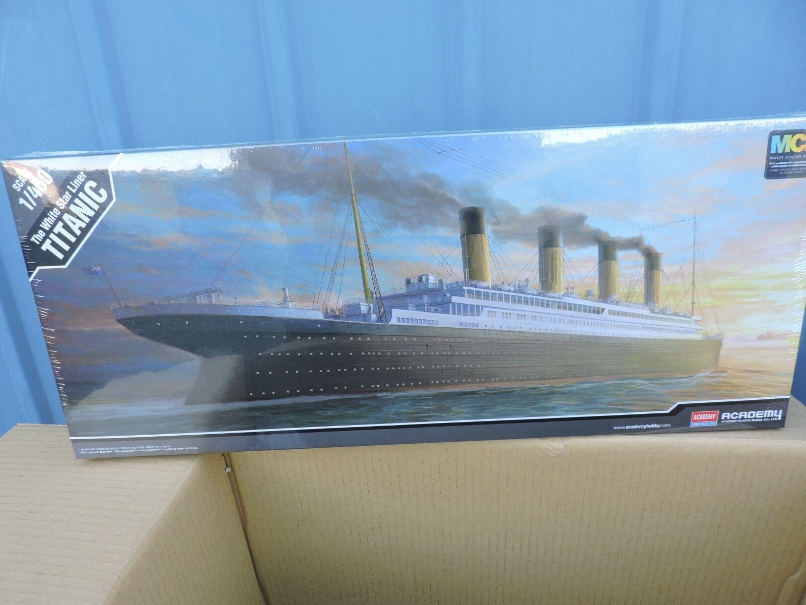 Academy 1 400th Escala RMS Titanic Trans Atlántico Barco