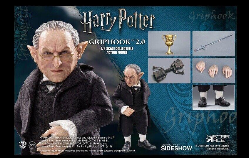 1 6 mi película favorita serie Harry Potter Griphook 2.0 estrellas Ace