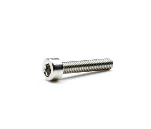 Cylindre Vis m3 Acier inoxydable VA DIN 912 ISK TÊTE CYLINDRIQUE Vis