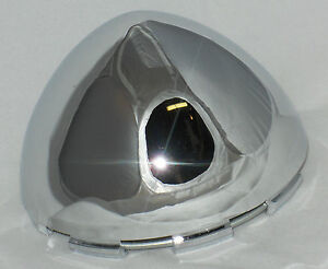 Weld 614 3072 Mt100k81 F012 04 Bullet Dome Chrome Wheel