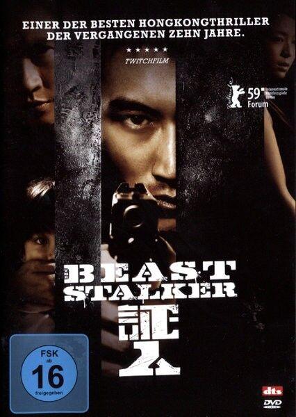 Beast Stalker - DVD - Neu & OVP