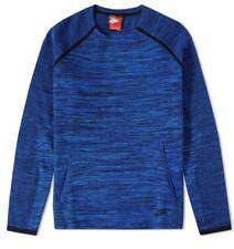 Brand New Nike Tech Knit Crew Blue Size XL 728673-439