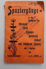Fritz Leber - Nürnberger Spazier-Gänge mit der Fränkischen Schweiz