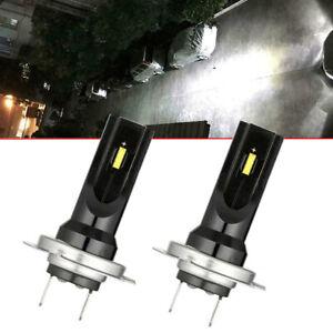 2x-CREE-H7-LED-Car-Headlight-Fog-Light-Bulb-Conversion-Kit-High-Power-6000K-60W