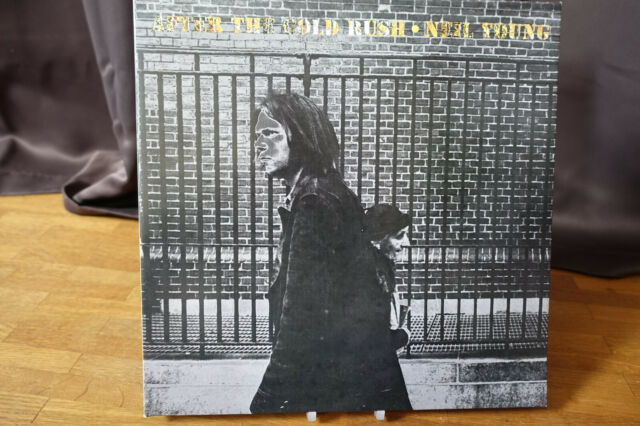 Neil Young / After The Gold Rush / Vinyl LP / Reissue 2010 / Gatefold Sleeve