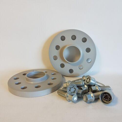 tornillos y felgenschloß H/&r sección Separadores de ruedas con ABE 30mm para bmw incl