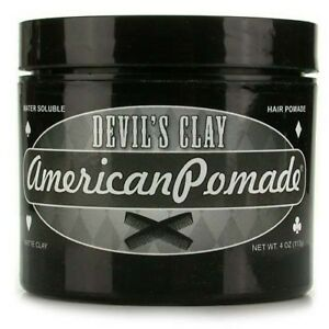 American Pomade Devil's Clay Hair Dressing