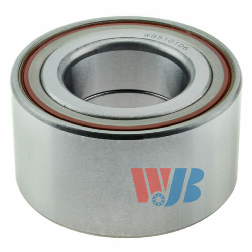 New Front Wheel Bearing WJB WB510106 Cross 510106 WB000049 WKH6520