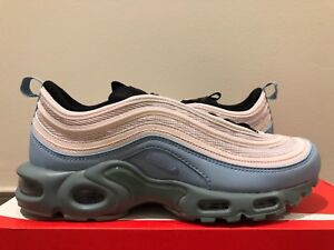 Details about Nike Air Max Plus 97 Mica Green Layer Cake AH8143 300 Size 4 100% Authentic