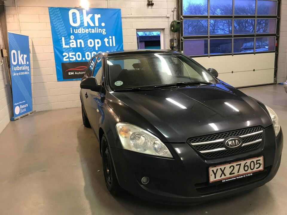 Kia Ceed 1,6 CRDi Active Diesel modelår 2007 km 359000 træk 1