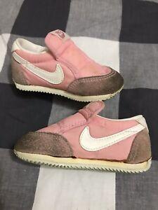 Vintage Nike Cortez Baby Shoes Toddler