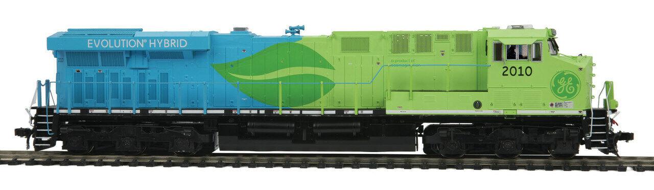 MTH HO Scale 80-350-1 GE Evolution ES44AC Locomotive Proto Sound 3