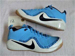 6da4e9421f4 Nike Force Zoom Mike Trout 4 Turf ASG Baseball Shoes light blue UNC ...