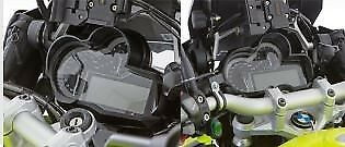 BMW R1200GS 13-17 cockpit gauges speedo dash sun visor
