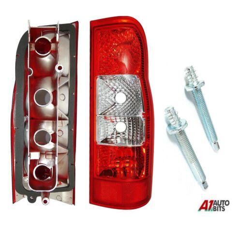 Rear Lamp Light Lens Fit For Ford Transit Mk7 2006-2013 R//H Side