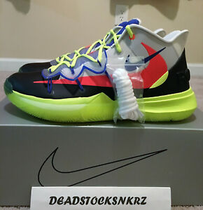 buy popular 40e8f 865ff Image is loading Nike-Kyrie-5-All-Star-TV-PE-5-
