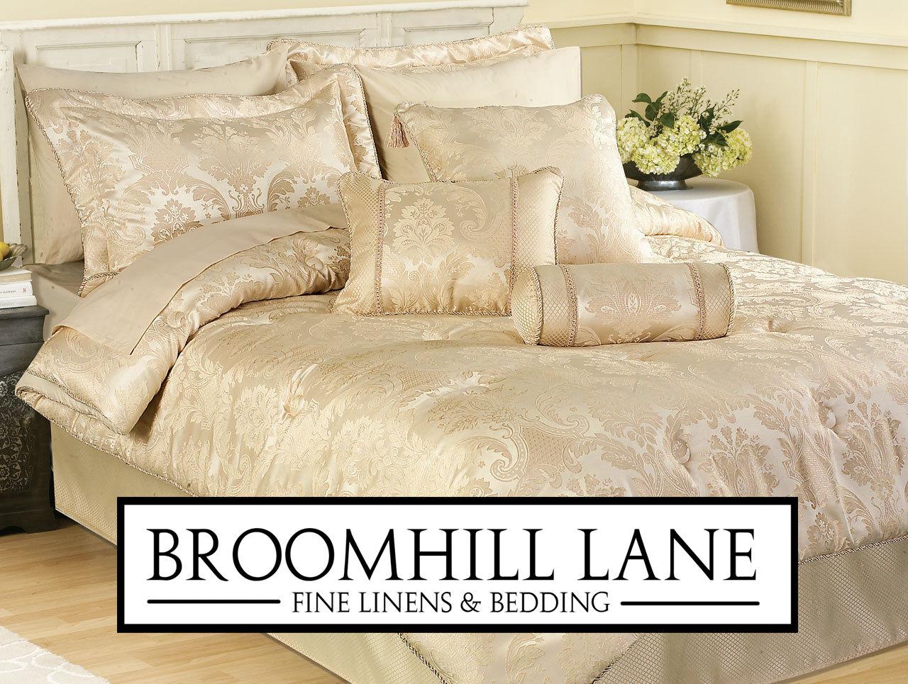 Carrington Ivory Cream Luxury Comforter Set Duvet Curtains Bed Linen All Größes