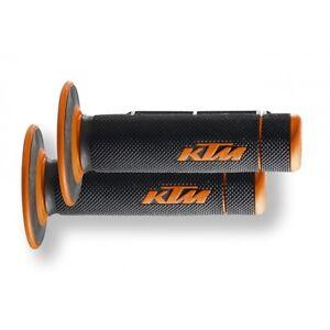 KTM 63002021100 COPPIA MANOPOLE SENZA FORO BICOMPONENTE SX EXC SMR
