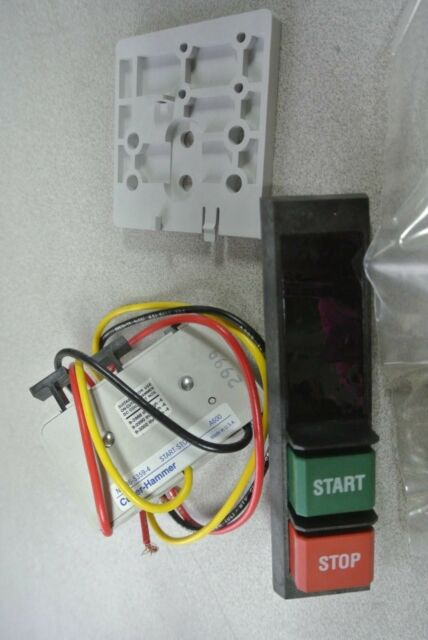 EATON C400GK1 Pushbutton Kit,Start-Stop,NEMA 1