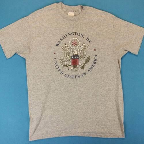 Men's WASHINGTON DC Vintage T Shirt Size Medium M/