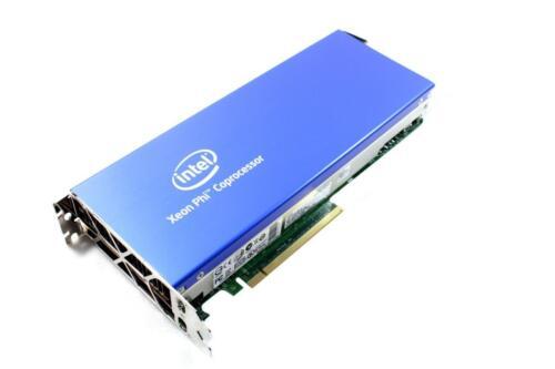 New Intel Xeon Phi Coprocessor 3120P 1.1GHz 6Gb 57 Cores PCI-E Card M5W3V