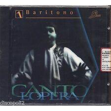 Canto L'Opera - Cantolopera - Baritono n° 1 - CD SIGILLATO SEALED