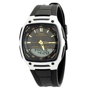 Casio-AW81-1A2-Mens-NEW-Digital-Analog-30-PAGE-Data-Bank-Watch-10-YEAR-BATTERY