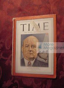 TIME Magazine February 11 1946 Feb 2/1/46 POLAND Stanislaw Mikolajczyk