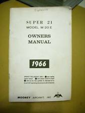 FlightCheck Checklist Mooney M20E Super 21