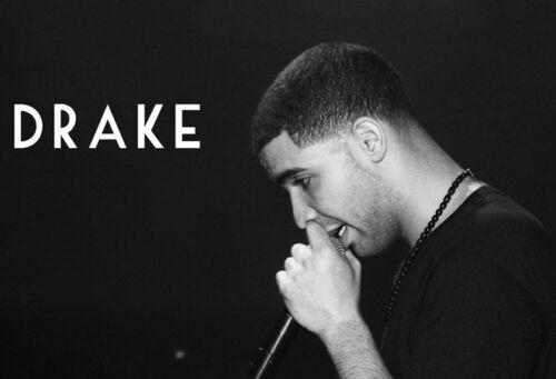 "Drake Music Rapper Star Wall Poster 20/""x13/""  D37"
