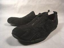 MERRELL - Women's Barrado Black Sport Zip-Top Closure Slip-On Shoes (Sz 10) EUC