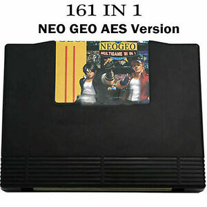 SNK-NEO-161-jeux-AES-es-King-of-Fighters-Metal-slug-Aero-fight-Fatal-Fury