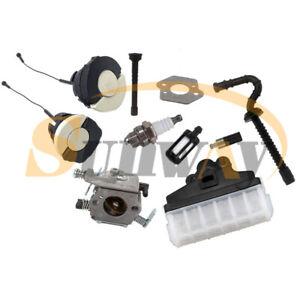 20pcs Jeu joints de carburateur à pour Stihl 021 023 025 MS210C MS230C MS250C