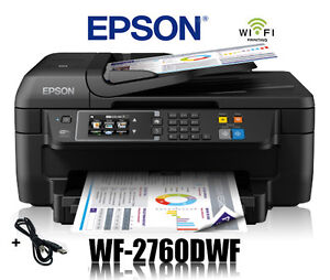 EPSON-WorkForce-WF-2760DWF-4-in-1-MULTIFUNKTIONS-DRUCKER-WIFI-WLAN-NEU