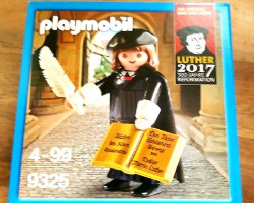 Playmobil 9325 Martin Luther Sonderfigur Reformation 500 Jahre