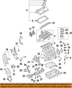 audi oem 10 13 a3 engine timing belt 03l109119f ebayimage is loading audi oem 10 13 a3 engine timing belt