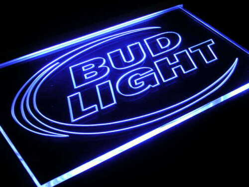 U1031B Bud Light Bar Budweiser Beer Light Sign