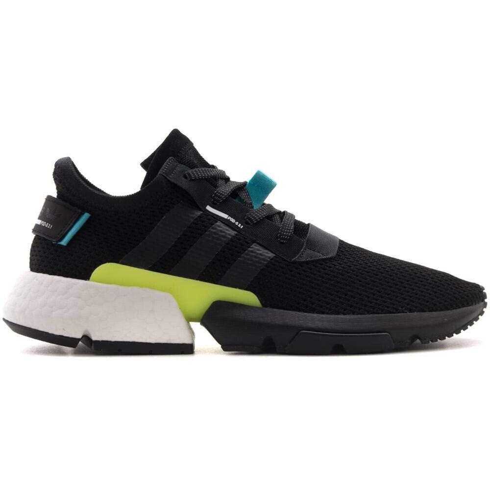 Adidas POD-S3.1 Men's Walking shoes Sneakers Black AQ1059