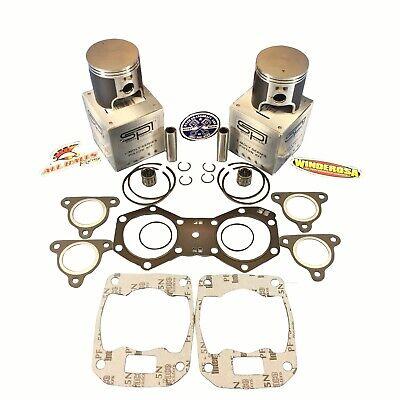 Polaris 600 SPI Piston Kits Winderosa Top End Gasket Set 2008-2015 IQ RMK LXT